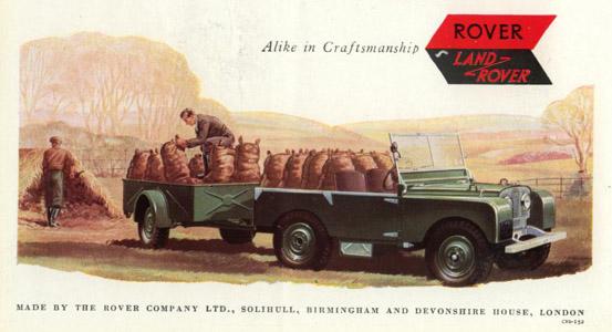 LandRover 1951